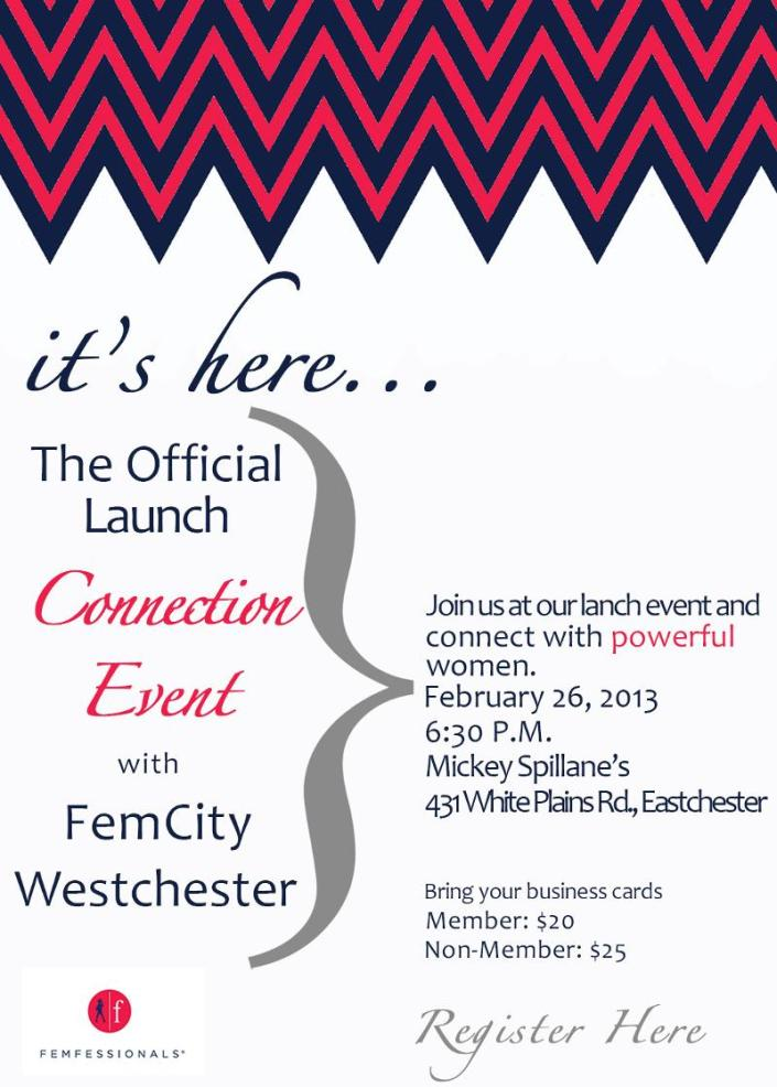 Femfessionals Launches in Westchester!